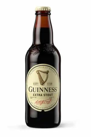 """גינס אקסטרה סטאוט 330 מ""""ל – Guinness Extra Stout"""