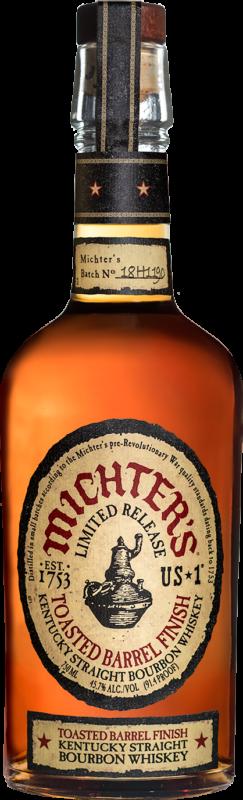 """מיקטר'ס טוסטד בארל 700 מ""""ל – Michter's Toasted Barrel"""