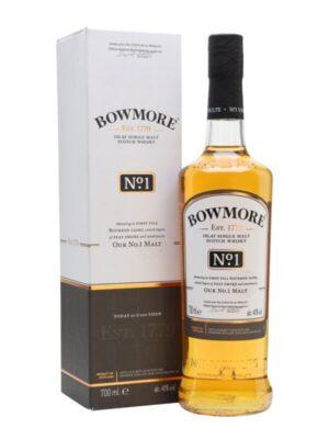 """באומור מספר 1 700 מ""""ל – Bowmore No° 1"""