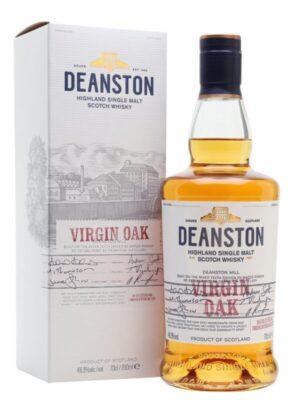 """דינסטון וירג'ן אוק 700 מ""""ל – Deanston Virgin Oak"""