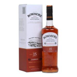 """באומור 15 שנה 700 מ""""ל – Bowmore 15"""