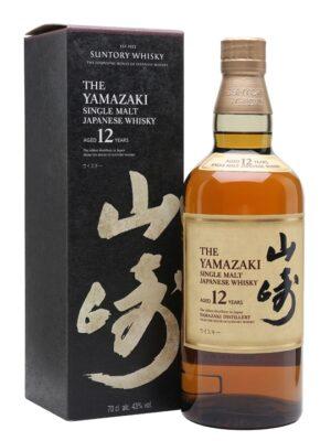 """יאמאזאקי 12 שנה 700 מ""""ל – The Yamazaki 12 years old"""