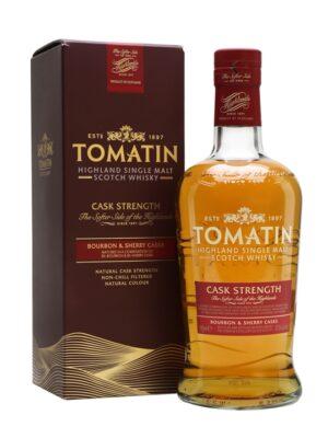 """טומאטין חוזק חבית 700 מ""""ל 57.5% – Tomatin Cask Strength"""