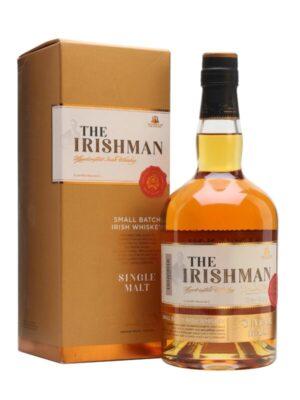 """איירישמן סמול באצ' סינגל מאלט 700 מ""""ל – Irishman Small Batch"""