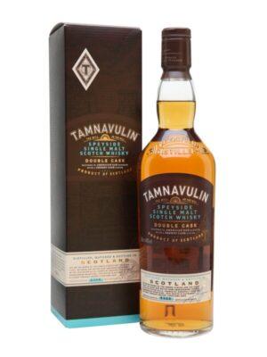 """טמנאוולין דאבל קאסק 700 מ""""ל – Tamnavulin Double Cask"""