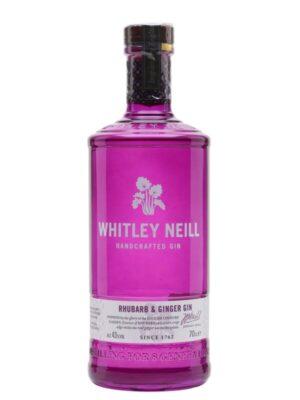 """וויטלי ניל רוברב וג'ינג'ר 700 מ""""ל – Whitley Neill Rhubarb & Ginger"""