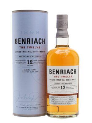 בנריאך 12 – Benriach 12 Three Cask Matured