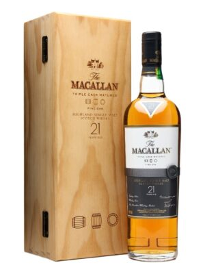 מקאלן 21 שנה – Macallan 21