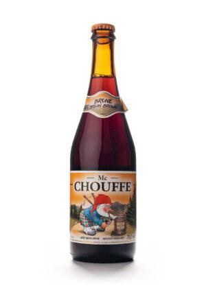 מק שופ 750 – Mc Chouffe Brune