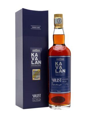 """קאוולאן וינהו באריק 700 מ""""ל – (KAVALAN Vinho Barrique (59.4%"""