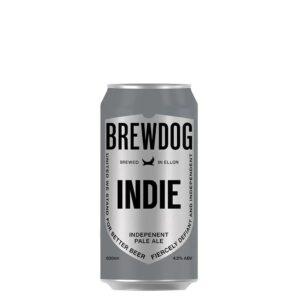 """ברודוג אינדי פחית 500 מ""""ל – Brewdog INDIE"""