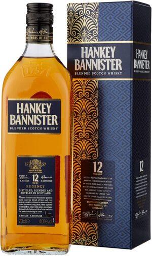 הנקי בניסטר 12 שנה 700 – Hankey Bannister 12