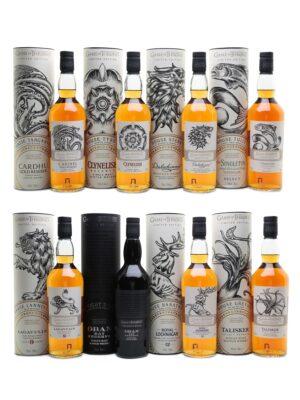 סט וויסקי משחקי הכס – Whisky set GAME OF THRONES