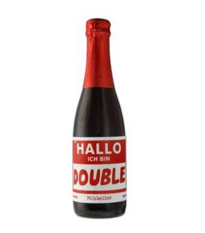 """מיקלר הלו איש בין דאבל רספברי 375 מ""""ל – Mikkeller HALLO ICH BIN DOUBLE RASPBERRY"""
