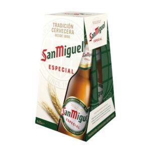 """סאן מיגל 330 מ""""ל רביעיה – San Miguel 4 PACK"""