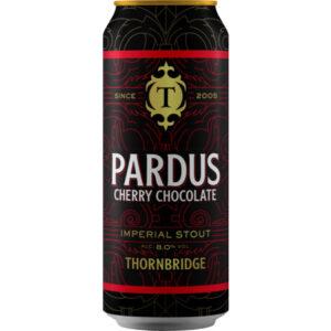 """ת'ורנברידג' פרדוס דובדבן שוקולד 440 מ""""ל – Thornbridge PARDUS Cherry Chocolate"""