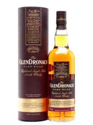 """גלנדרונך פורט ווד 700 מ""""ל – Glendronach Port Wood"""