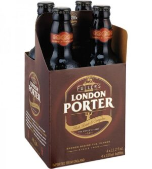פולר'ס לונדון פורטר רביעיה – Fuller's London Porter 4 APCK