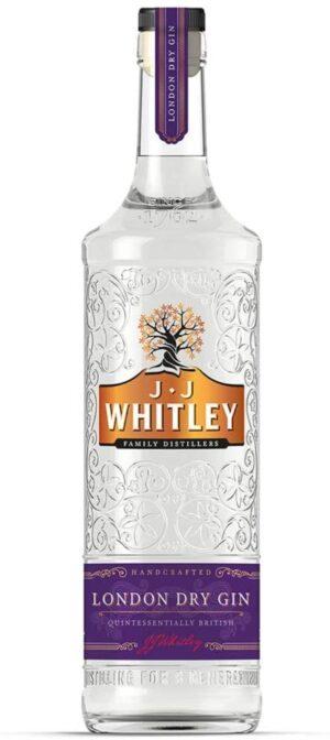 וויטלי לונדון דריי 1 ליטר – J.J Whitley London Dry Gin