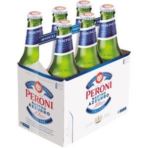 """פרוני 330 מ""""ל שישיה – Peroni  6 PACK"""