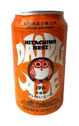 """היטאצ'ינו נסט דאידאי אי.פי.איי. 350 מ""""ל – Hitachino Nest Beer Dai Dai Ale IPA"""