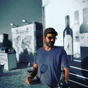 """סדנת טעימות יין של יקב """"רמת נגב"""" Wine Tasting by Ramat Negev Winery 25.08.21"""