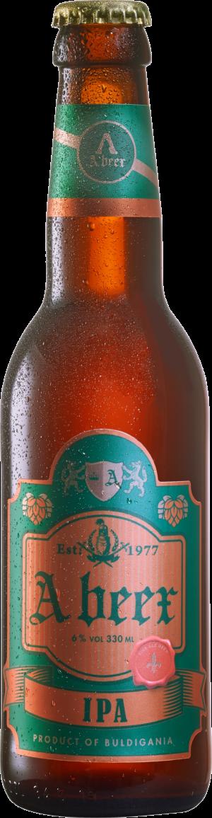 """אביר איי. פי. איי 330 מ""""ל – A beer IPA"""
