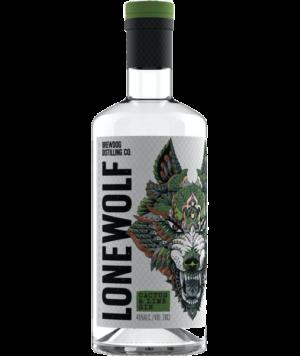 """ג'ין ברודוג לון וולף קקטוס וליים 700 מ""""ל – Brewdog Lonewolf Cactus & Lime Gin"""