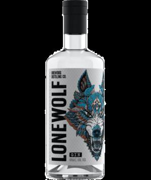 """ג'ין ברודוג, לון וולף, קלאסי 700 מ""""ל – Brewdog Lonewolf Gin"""