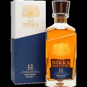 """ניקה 12 שנה 700 מ""""ל – The Nikka 12 year old"""