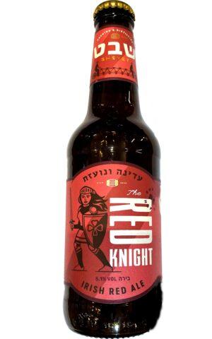 """בירה שבט רד נייט 330 מ""""ל – Shevet Red Knight"""